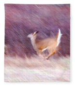 On The Run Fleece Blanket