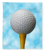 On The Tee Fleece Blanket