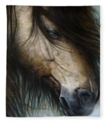 Only The Strong Survive I Fleece Blanket