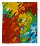 Only Till Eternity 2nd Panel Fleece Blanket
