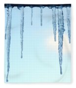 Ontario Freeze Fleece Blanket