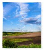 Ontario Interlude Fleece Blanket