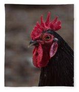 Onyx Fleece Blanket