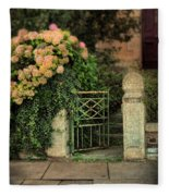 Open Gate Fleece Blanket