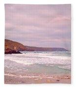 Open Sea Fleece Blanket