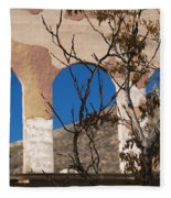 Open Windows Jerome Fleece Blanket