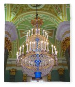 The Beauty Of St. Catherine's Palace Fleece Blanket