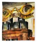 Optometrist - Spectacles Shop Fleece Blanket