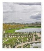 Orangerie Fleece Blanket