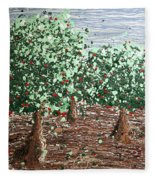 Orchard 4 Fleece Blanket