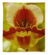 Orchid 124 Fleece Blanket