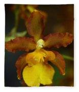 Orchid 140 Fleece Blanket