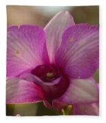 Orchid 152 Fleece Blanket
