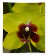 Orchid 153 Fleece Blanket