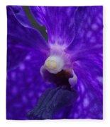 Orchid 196 Fleece Blanket