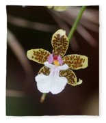 Orchid 205 Fleece Blanket