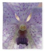 Orchid 76 Fleece Blanket