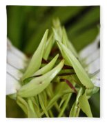 Orchid Arms Fleece Blanket