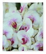 Orchid Sea Fleece Blanket