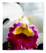 Orchid Series 2 Fleece Blanket