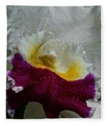 Orchid's Royal Carpet Fleece Blanket