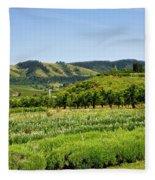 Oregon - Hood River Fleece Blanket