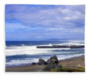Oregon Breakers Fleece Blanket