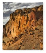 Oregon Climbers Paradise Fleece Blanket