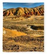 Oregon Landscape Spectacular Fleece Blanket