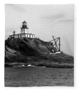 Oregon Tillamook Lighthouse - 1891 Fleece Blanket