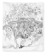 Origins Of Species Fleece Blanket