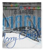 Orlando Magic Fleece Blanket