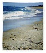 Ormond Beach Fleece Blanket