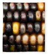 Ornamental Corn Fleece Blanket