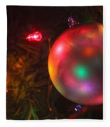 Ornaments-1942 Fleece Blanket