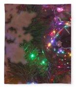 Ornaments-2096 Fleece Blanket