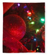 Ornaments-2107 Fleece Blanket