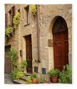 Orvieto Homes Fleece Blanket