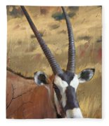 Oryx Fleece Blanket