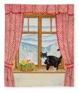 Oscar Carlton-jones, 1988 Fleece Blanket