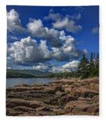 Otter Point Afternoon Fleece Blanket