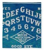 Ouija Board 2 Fleece Blanket