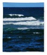 Our Beautiful Ocean 2 Fleece Blanket