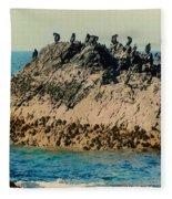 Our Favourite Rock Fleece Blanket