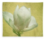 Outer Magnolia Fleece Blanket