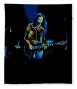 Outlaws #12 Art Psychedelic 2 Fleece Blanket