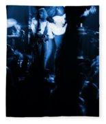 Outlaws #13 Blue Fleece Blanket