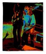 Outlaws #18 Art Cosmic Fleece Blanket