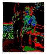 Outlaws #18 Art Psychedelic Fleece Blanket