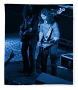 Outlaws #18 Blue Fleece Blanket
